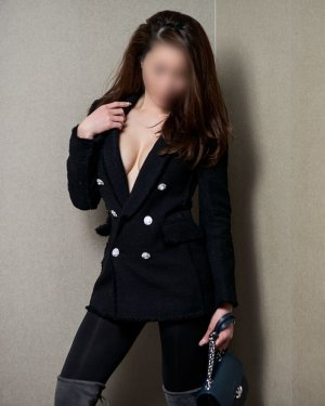 Hasiba escort in Chapel Hill NC