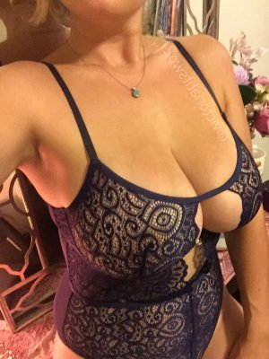 Yveline outcall escort in Fremont